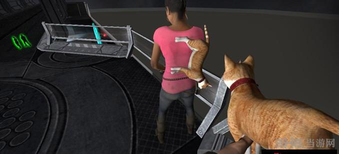求生之路2萌猫SGM冲锋枪MOD截图0