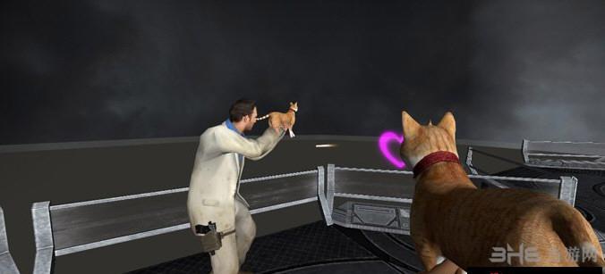 求生之路2萌猫SGM冲锋枪MOD截图2