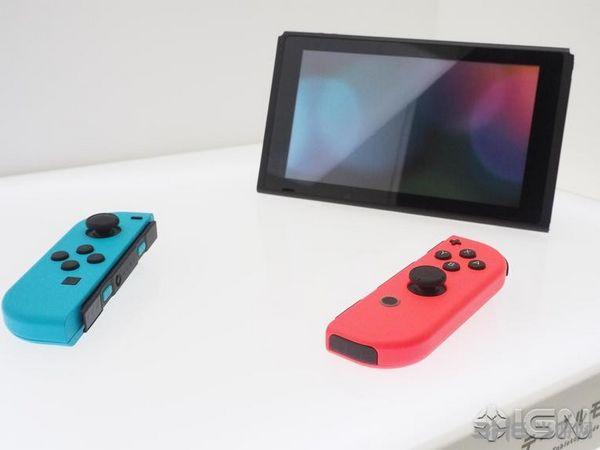 任天堂Switch实机图片2