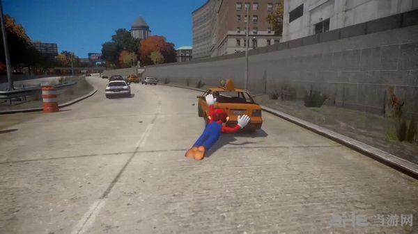 GTA5版超级马里奥奥德赛预告片截图3
