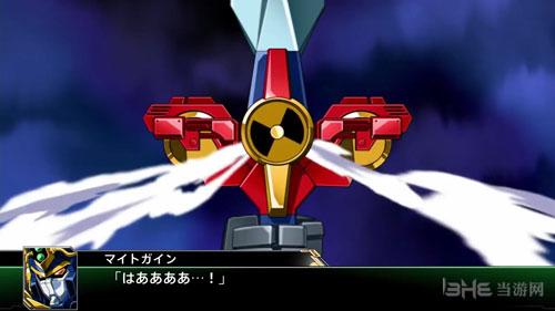 超级机器人大战V画面截图5