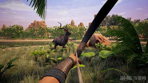 玩家将在游戏中体验一把生存斗争,在荒野中找寻食物,搭建庇护所,抵抗