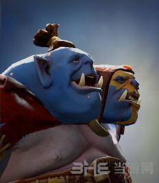 dota2蓝胖图片1