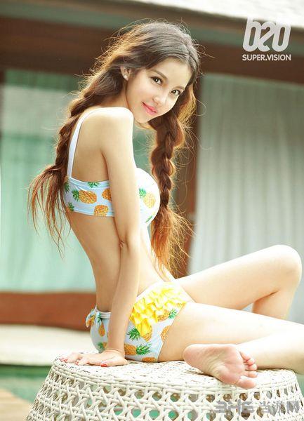 叶梓萱写真图片3