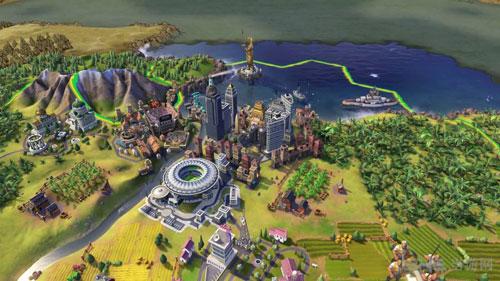 文明6画面截图1