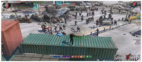 永恒都市3画面截图5