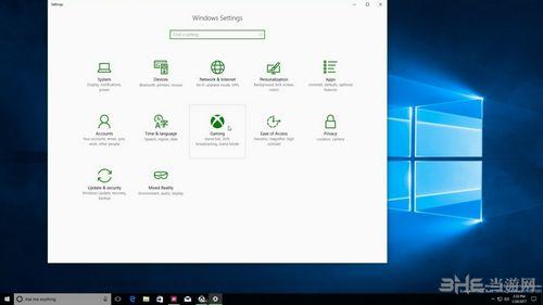 Windows10游戏模式图片1
