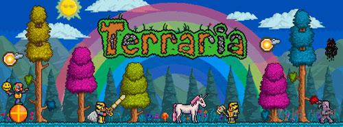 泰拉瑞亚画面截图1