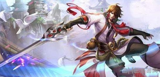 除了新英雄哪吒就是李白凤求凰和王昭君凤凰于飞这两个新皮肤了,李白