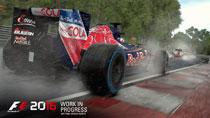 F1 2016游戏截图欣赏 超逼真系统等你来体验