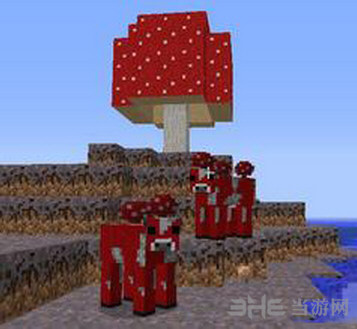 我的世界蘑菇牛截图1