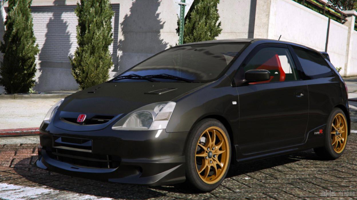 侠盗猎车5 2004款本田思域Type-R MOD截图0