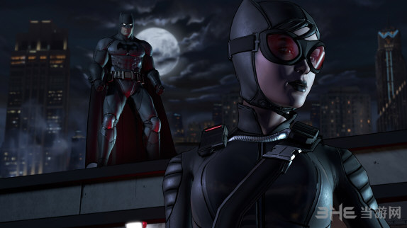 蝙蝠侠:故事版第五章1号升级档+免DVD补丁截图0