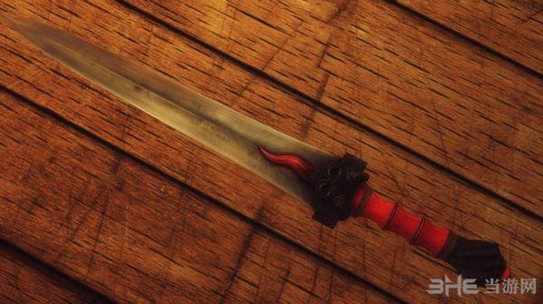 上古卷轴5天际恶魔匕首MOD截图1