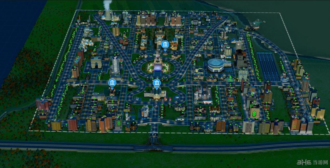 模拟城市5电车大道强制铲除MOD截图0