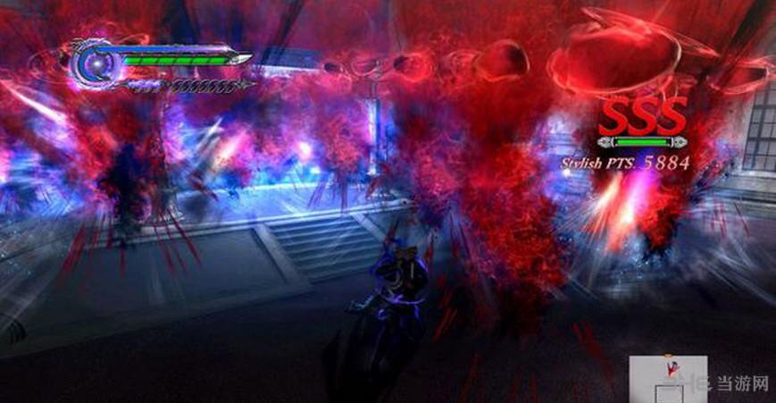 鬼泣4:特别版更血腥的血液MOD截图0
