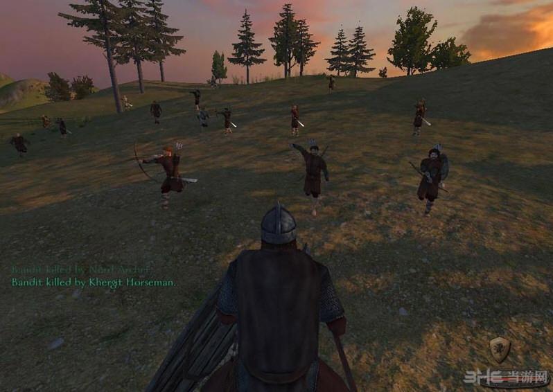 骑马与砍杀蒙古入侵MOD截图0