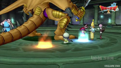 勇者斗恶龙X画面截图3