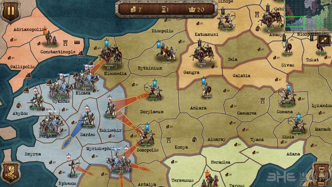 战略与战术:战争游戏合集截图2