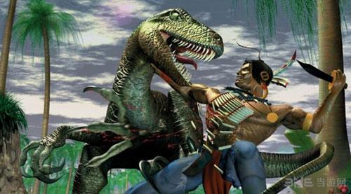 恐龙猎人重制版截图2