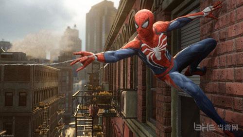 蜘蛛侠画面截图3