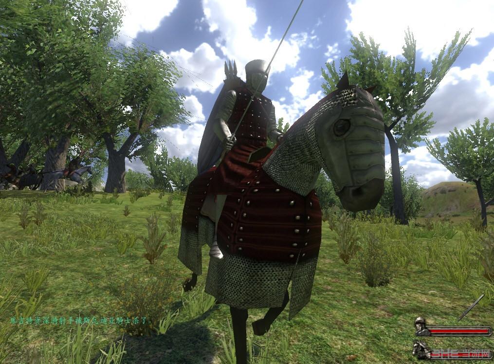 骑马与砍杀禅达归来MOD截图0