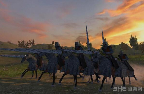 骑马与砍杀禅达归来MOD截图2