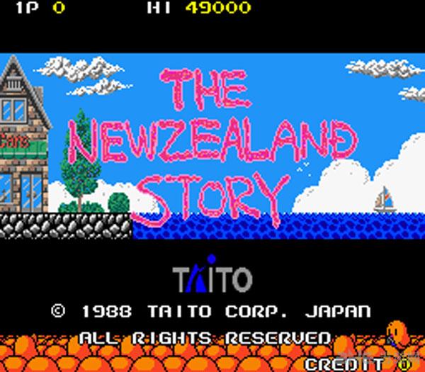 新西兰故事截图0
