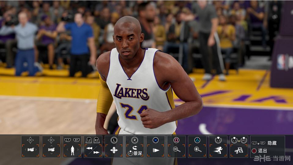 NBA 2K16 2015科比真实面补MOD截图0