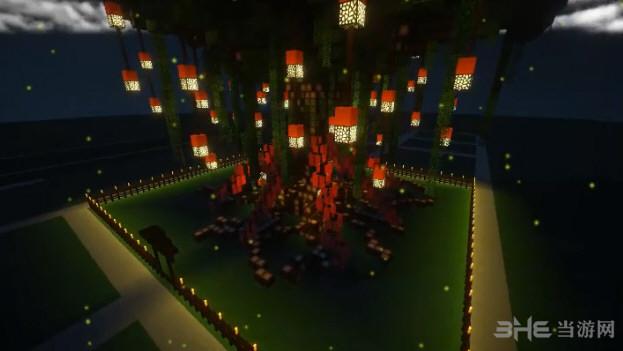 我的世界祈福古树视频教学 祈福古树怎么建造