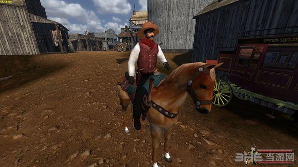 骑马与砍杀战团1860美国往事截图0