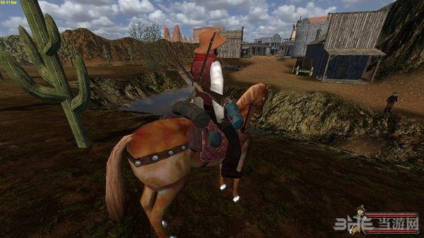 骑马与砍杀战团1860美国往事截图4