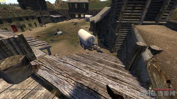 骑马与砍杀战团1860美国往事截图5