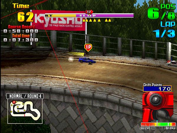 超级遥控赛车截图2