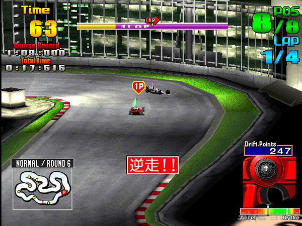超级遥控赛车截图3