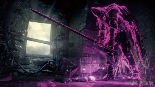 黑暗之魂3画面截图1