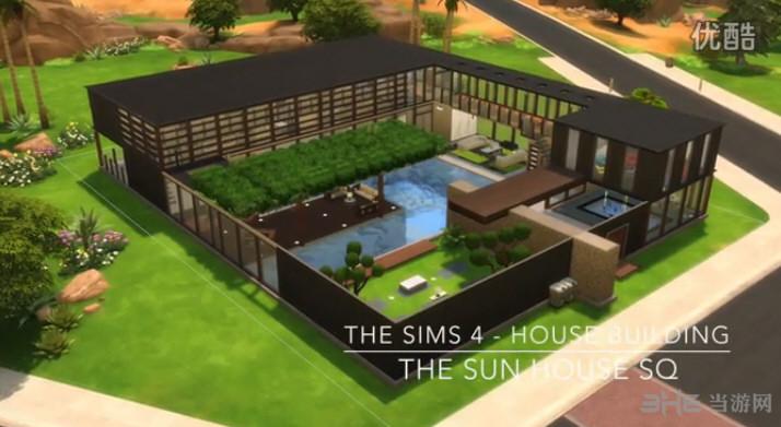 模拟人生4房屋设计玩法视频教学1