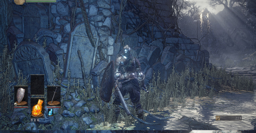 黑暗之魂3ReShade画质插件圣堂之光截图3