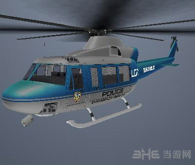 侠盗猎车圣安地列斯高清版直升机MOD截图1