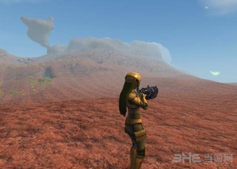 星球探险家骑兵突击步枪MOD截图1