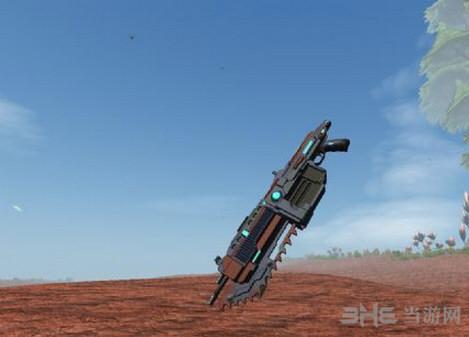 星球探险家骑兵突击步枪MOD截图0