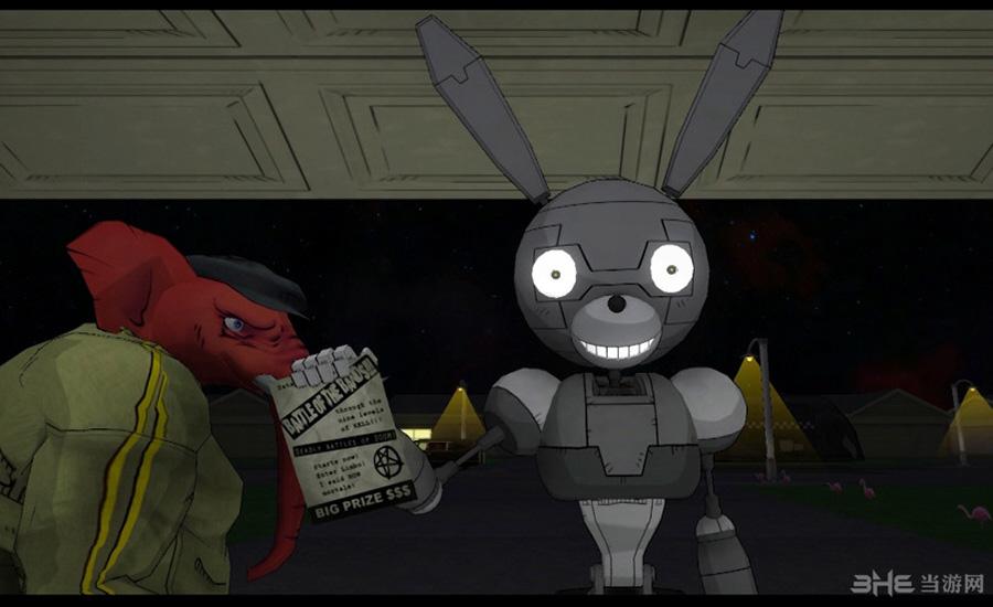 兔子邦尼的糟糕冒险截图0