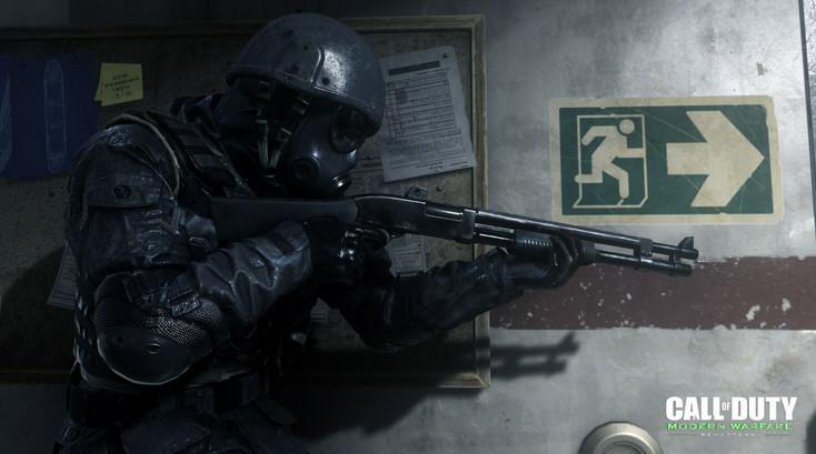 使命召唤4:现代战争重制版1号升级档+未加密补丁截图1