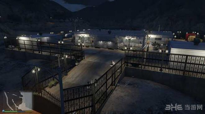 侠盗猎车手5主角在郊区的基地MOD截图2