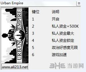 城市帝国五项修改器截图2