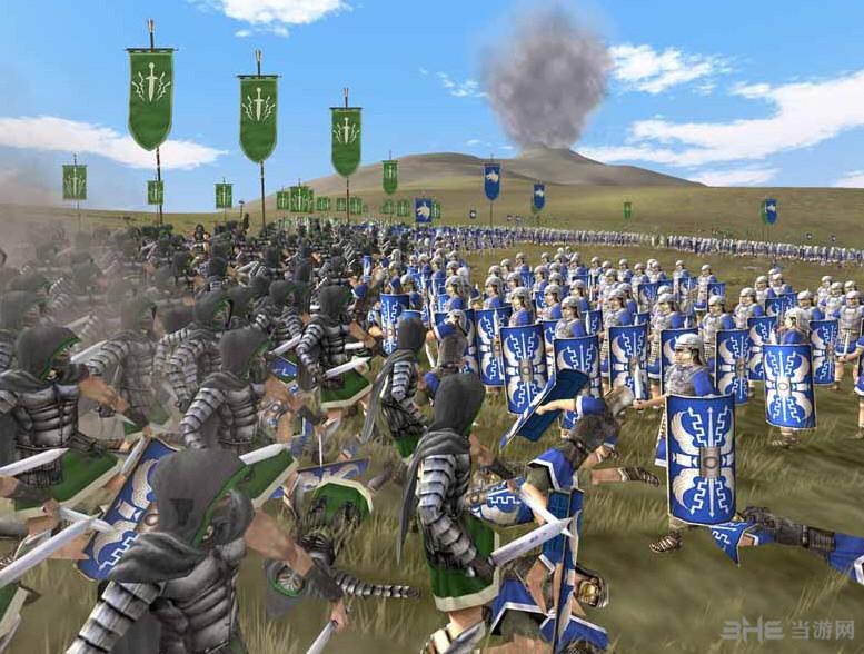 罗马全面战争六项修改器截图0