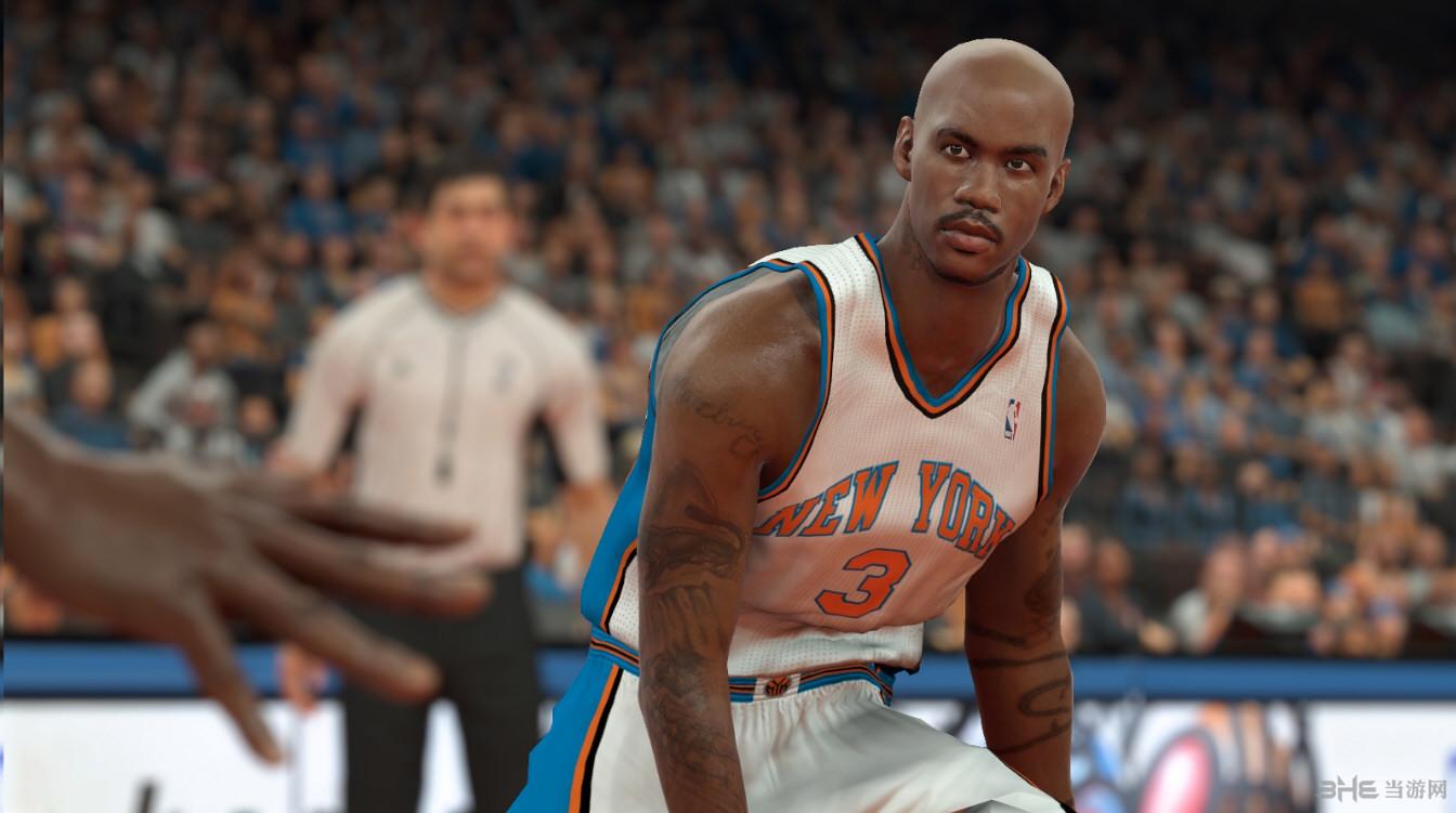 NBA2K17马布里精致面补截图1