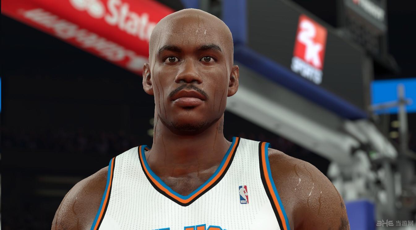 NBA2K17马布里精致面补截图2