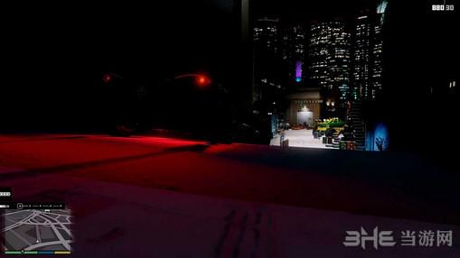 模拟人生4洛圣都汽车见面会MOD截图0
