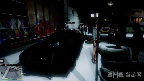 模拟人生4洛圣都汽车见面会MOD截图3
